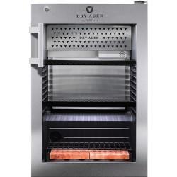 DX 1000 HRC Frigorifero DRY AGER Steel 100 kg di carne